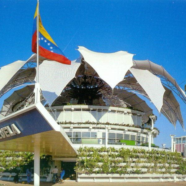 Pavillon Venezuela Expo 2000