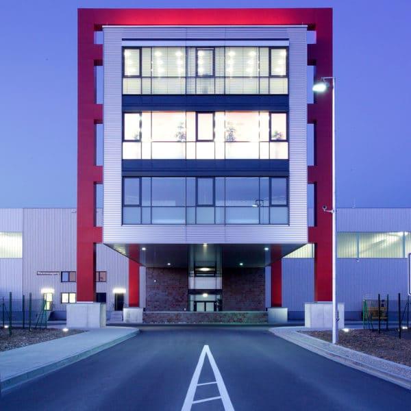Fiege Bürogebäude