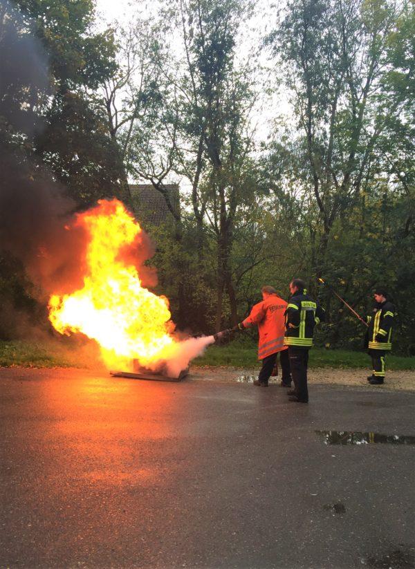 """Brandschutzhelfer – eine """"feurige"""" Angelegenheit!"""