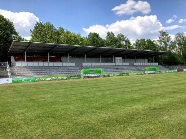 Tribühnendach, 1. Göppinger Sportverein