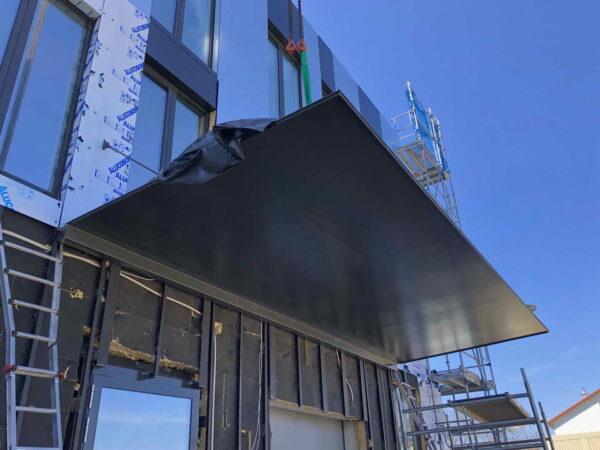 Dobler GmbH, Gilching – Vordächer